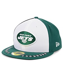 New York Jets 2019 Draft 59FIFTY Fitted Cap