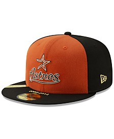 New Era Houston Astros Timeline Collection 59FIFTY-FITTED Cap