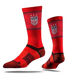Strideline USA World Cup Soccer Crew Socks
