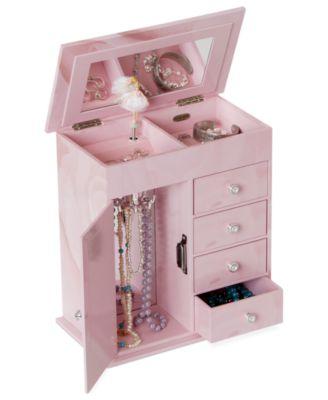 Mele Co Jewelry Box Callie Girls Musical Ballerina Macys