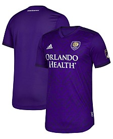 adidas Toddlers Orlando City SC Primary Replica Jersey