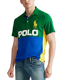 Polo Sport  Ralph Lauren Men's Active Pique Polo Sport  Shirt