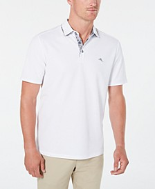Men's Five O'Clock IslandZone Piqué Polo Shirt