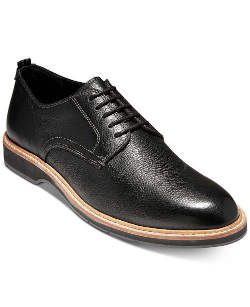 Cole Haan Morris Plain-Toe Oxfords