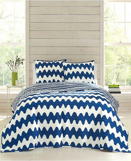Marimekko Pikku Twin Lokki Quilt Set