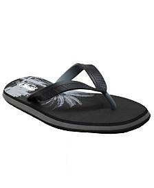 AdTec Men's Dual Density Comfort Thong Sandal