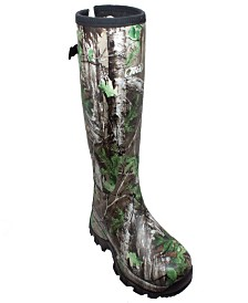 "AdTec Men's 17"" Realtree Xtra Rubber Boot Camo"