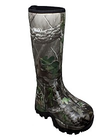 "AdTec Men's 16"" Rubber Boot Camo"