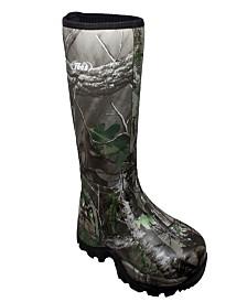 """AdTec Men's 16"""" Rubber Boot Camo"""