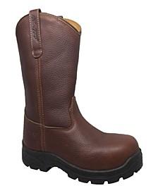 "Men's 12"" Composite Toe Wellington Boot"