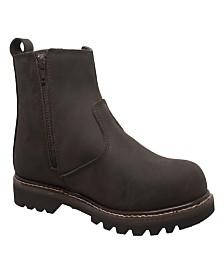 """AdTec Men's 6"""" Australian Boot"""