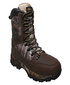 "AdTec Men's 10"" Camo Boot"