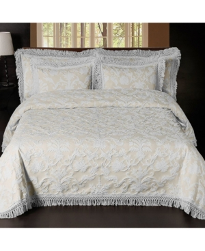 La Rochelle Sussex Park Bedspread, Twin Bedding