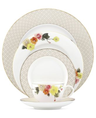 Waverly Pond 5 Piece Place Setting