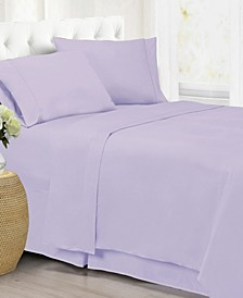 Ultra Soft Microfiber Double Brushed Blissful Dreams Twin XL Sheet Set