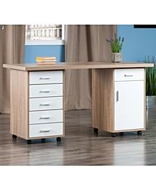 Kenner 3-Piece Modular Desk Set