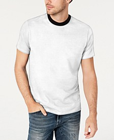 Men's Pima Logo Collar T-Shirt