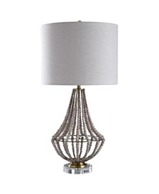 Harp & Finial Aurora Table Lamp