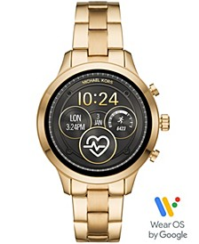 Access Runway Collection Touchscreen Smart Watches, Powered by Wear OS by Google