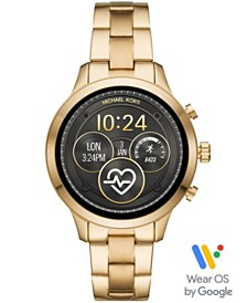 Michael Kors Access Runway Collection Touchscreen Smart Watches, Powered by Wear OS by Google