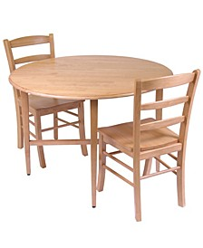 Hannah 3-Piece Dining Set