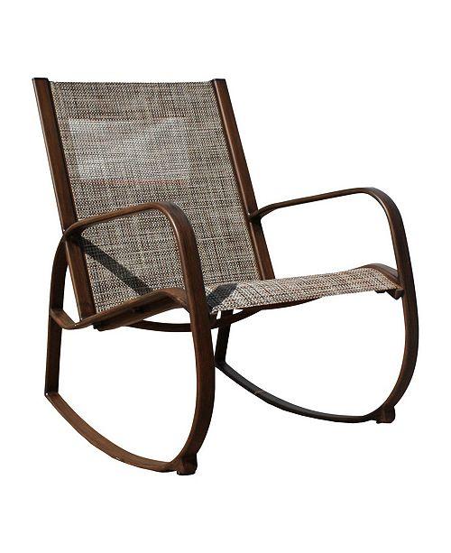Panama Jack Home Brookwood Rocking Chair