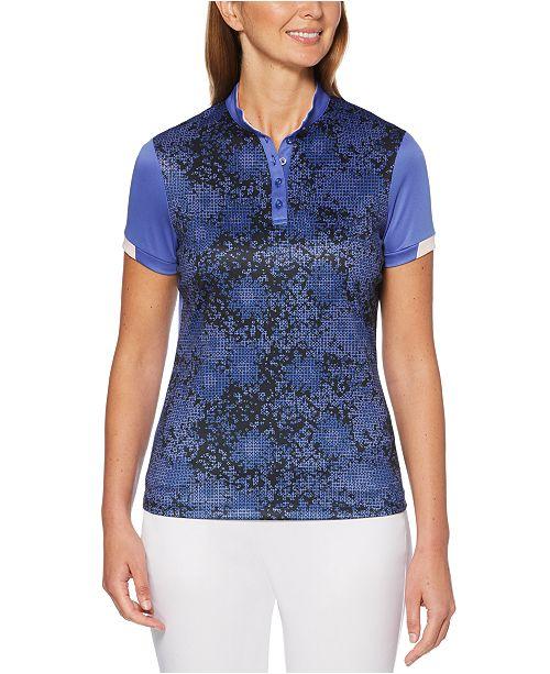 PGA TOUR Colorblocked Golf Polo Shirt