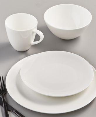 Bone China Set/4 Mug, Created for Macy's