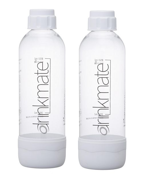 Drinkmate 1.0-L BOTTLES TWO PK