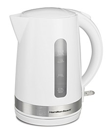 1.7-L Cordless Electric Kettle