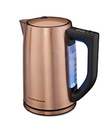 Hamilton Beach 1.7-L Variable Temperature Kettle