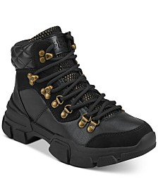 G by GUESS Kix Hiker Boots