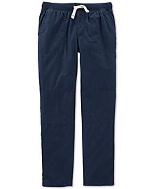 Little & Big Boys Cotton Drawstring Pants