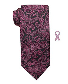Men's Allover Paisley Tie