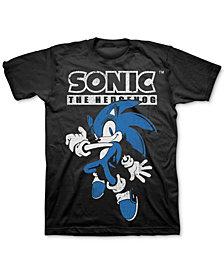 Sonic Jump Men's Graphic T-Shirt