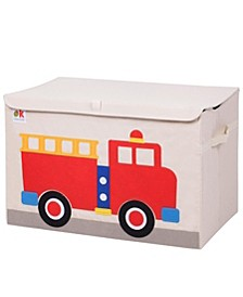 Fire Truck Toy Chest