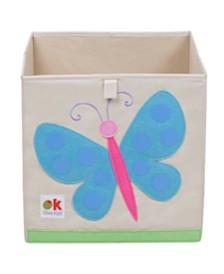 Wildkin Butterflies Storage Cube