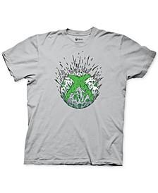 X-Box Spray Logo Men's Graphic T-Shirt