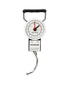G- Force Luggage Scale with Built in Measuring Tape