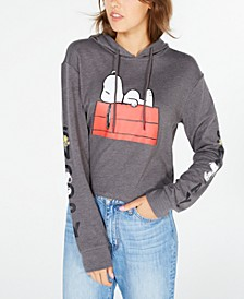 Peanuts Juniors' Snoopy Graphic Hoodie