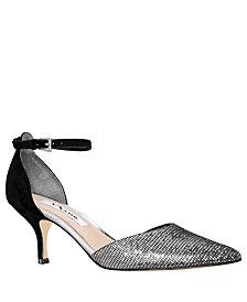 Nina Brenda Ankle Strap Pumps