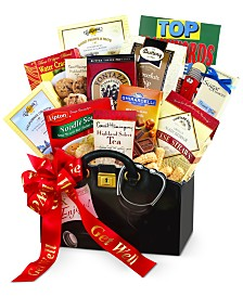 California Delicious Get Well Gourmet Gift Box