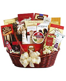 California Delicious Peace, Prayer & Blessings Sympathy Gift Basket