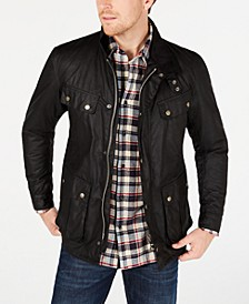 International Steve McQueen  Men's  Duke Wax Jacket, Created For Macy's