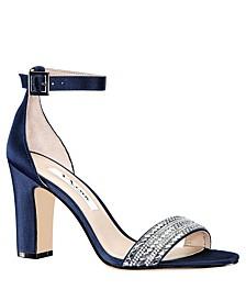 Suzette Ankle Strap Sandals