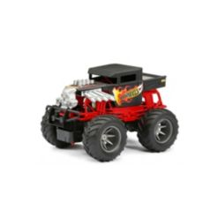 New Bright 1:15 Scale Rc Car Hot Wheels Monster Truck Bone Shaker