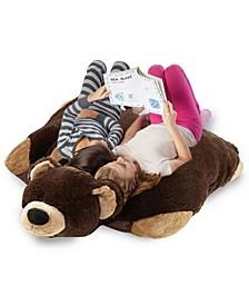 Signature Jumboz Mr. Bear Oversized Stuffed Animal Plush Toy