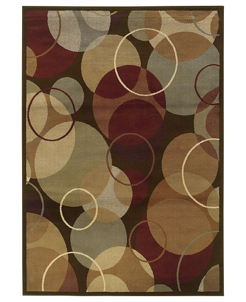 Oriental Weavers CLOSEOUT! Rugs, Pember 2066D Bubbles