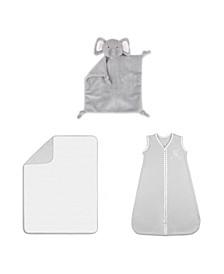 Baby Unisex Sleep Gift Set, 3-Piece
