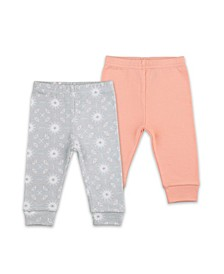 Baby Girl 2 Pack Pants Set